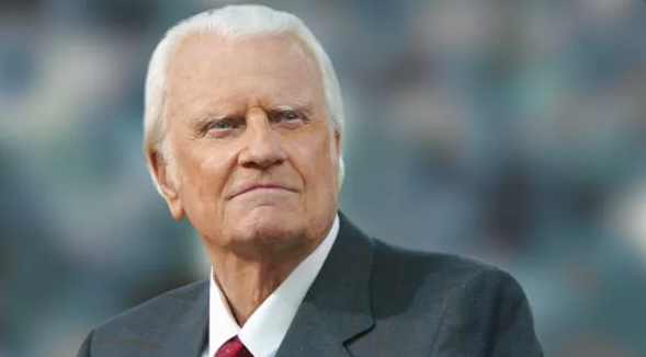 Dr. Billy Graham